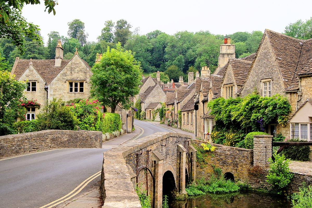 Motorcycle Tours Cotswolds