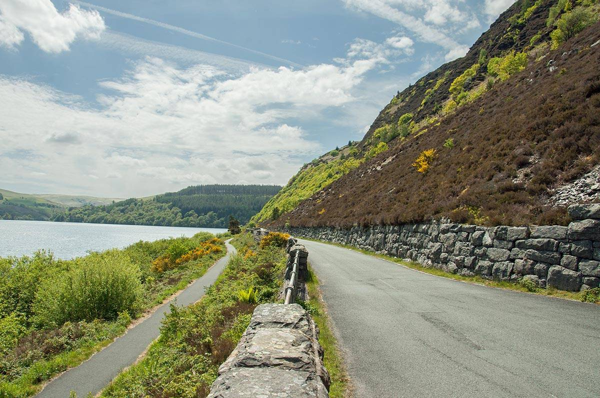 Motorcycle Tours Wales