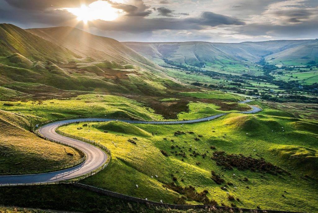 Peak District Motorcycle Tour