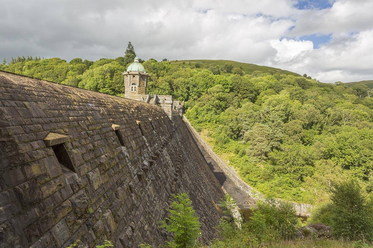 Dams & Diners, Wales, Day Tour