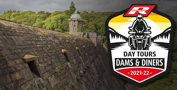 Redee Dams & Diners Tour
